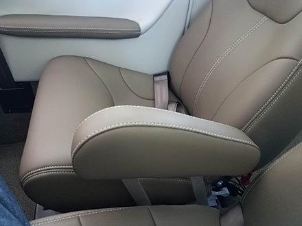 Aviation Design Ergonomic Seats